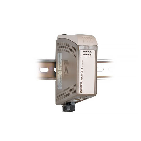 MCW-211-F1G-T1G Industrial Ethernet Gigabit Media