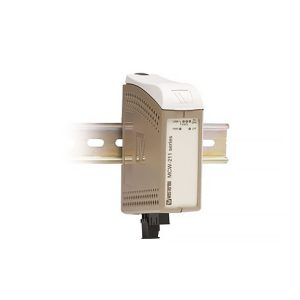 MCW-211-SM-SC15 Industrial Ethernet Media Converter