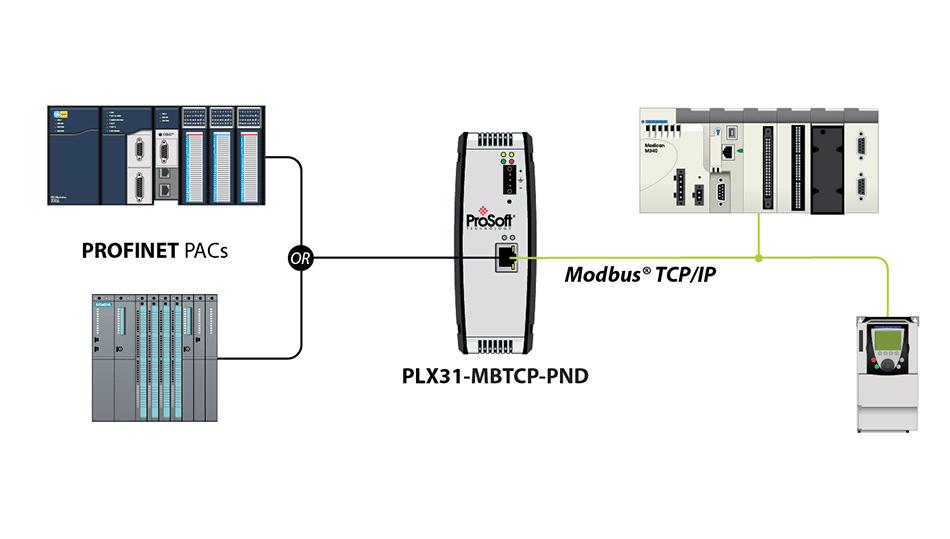 PLX31-MBTCP-PND Schematic