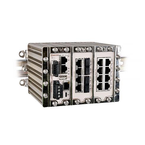 RFI-119-F4G-T7G Managed Ethernet Switch