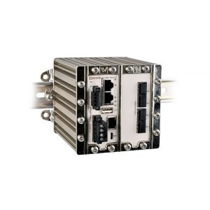 RFI-207-F4G-T3G Industrial Routing Switch