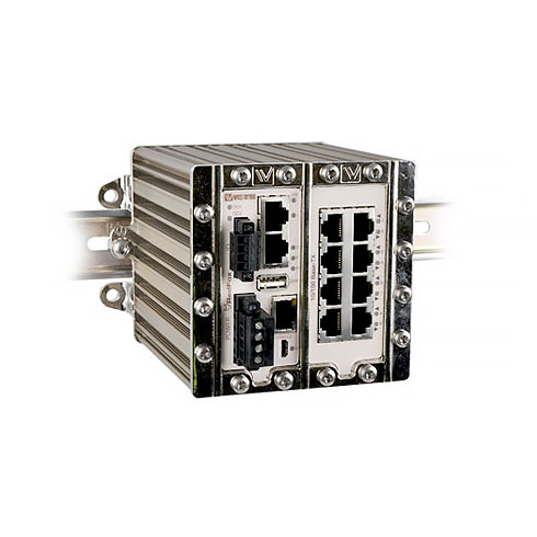 RFI-211-T3G Industrial Routing Switch