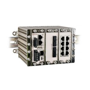 RFI-215-F4G-T3G Industrial Routing Switch