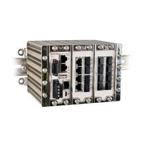 RFI-219-F4G-T7G-F8 Industrial Routing Switch