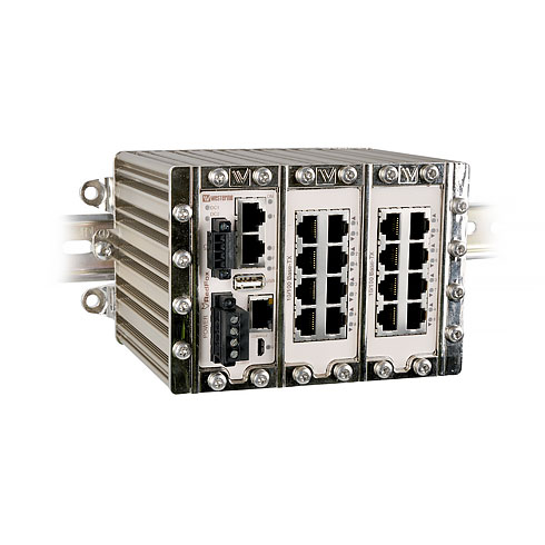 RFI-219-T3G Industrial Routing Switch