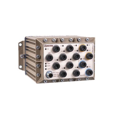 RFR-212-FB Managed EN 50155 Backbone Routing Switch