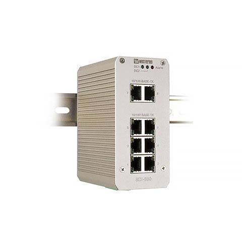 SDI-880 Unmanaged 8 port Ethernet Switch