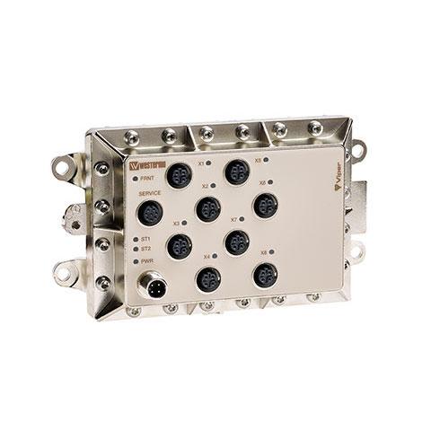 VIPER-408 Managed EN 50155 Switch