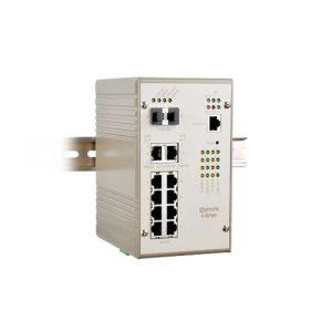 PMI-110-F2G Managed PoE Gigabit Switch