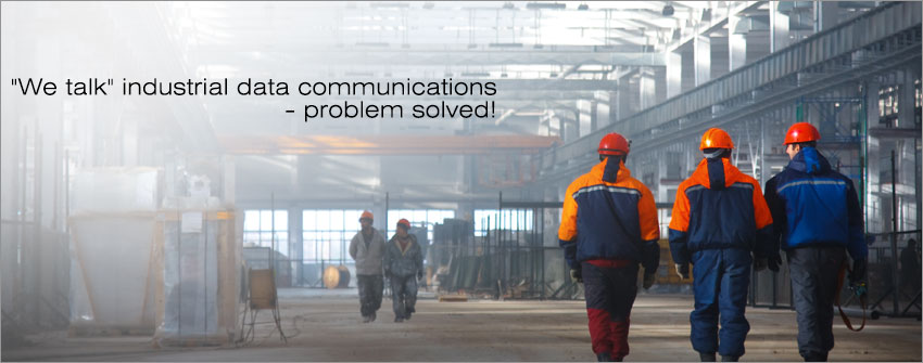 Throughput - Solving industrial data communication problems
