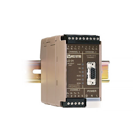 LD-01BP-DC Line sharing modem