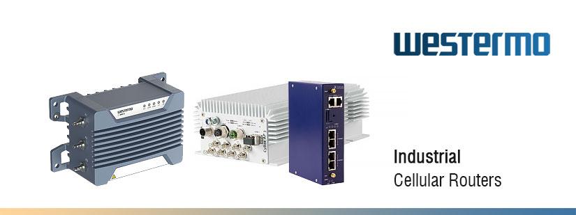 Cellular Gateways & Routers