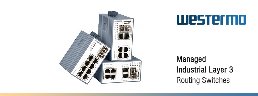 Layer 3 Switches & Routers